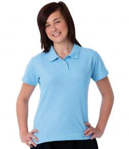 Jerzees 539F Ladies Pique Polo Shirts 1